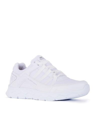 Slazenger Slazenger KARMAN Koşu & Yürüyüş Erkek Ayakkabı Haki Beyaz
